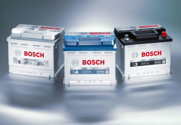 batterier som bruges til batteriservice