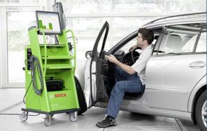 udstødningsanalyse, Byrgesens auto, skadecenter, glasskade, autoværksted,